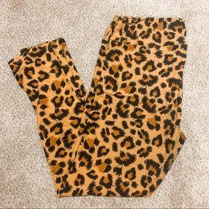 Cheetah TC Lularoe Leggings
